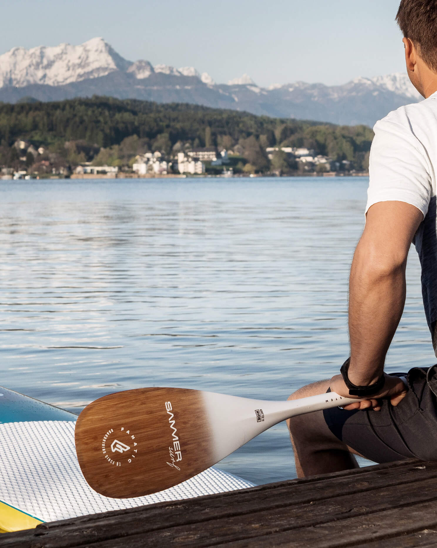 sammersurf, Paddel, Branding, SUP, surfen, Wörthersee, Chris Sammer, Corporate Design